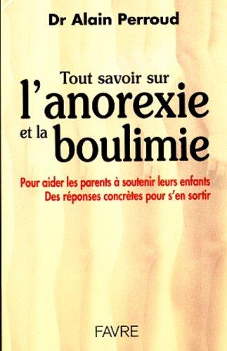 Tout savoir sur l'anorexie et la boulimie