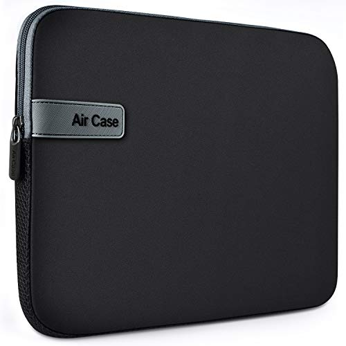 AirCase Laptop Bag Sleeve Case Cover for 15.6-Inch Laptop MacBook, Protective, Neoprene...