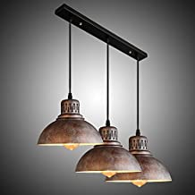 ZQ@QXDesign moderno elegante cucina soggiorno lampadario pranzo Tavolo da pranzo retrò bar e lampadari in ferro battuto , b