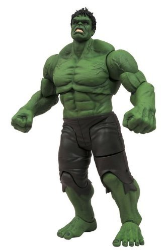 Diamond Select Toys Marvel Select: Avengers Movie Hulk Action Figure By Diamond Select Picture