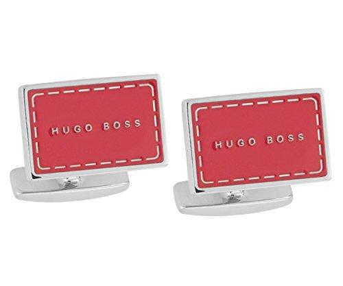 Boss 50379700-623 Diego Manschettenknöpfe Rot