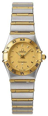 Omega Mini Constellation Montre pour Femme 1262.10Montre Bracelet (Montre-Bracelet)