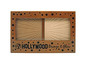 w7 Blushs Hollywood Bronze/Glow Duo Bronzer/Highlighter