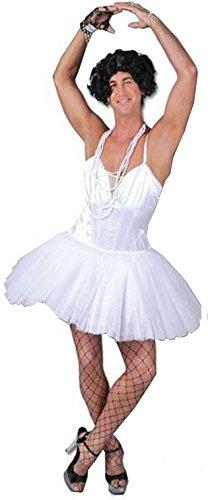 idealWigsNet Männliche Ballerina Kostüm
