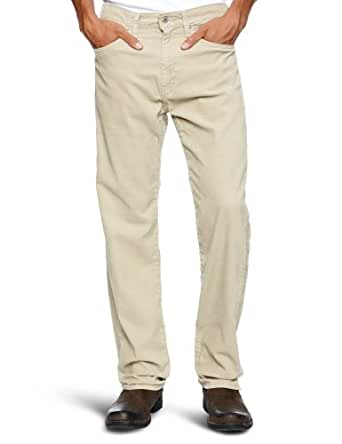 Levi's Men's 751 Standard Fit Straight Cord Trousers, Beige (True Chino 0071), 32W x 34L