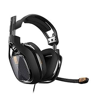 ASTRO Gaming A40 TR PC-Headset (kabelgebunden, auch kompatibel mit Mac, PlayStation 4, Xbox One) schwarz
