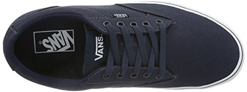 Vans M Winston Vvob4K1, Scarpe da ginnastica Uomo Blu (Blau ((Canvas)Nvy/Wht 4K1))