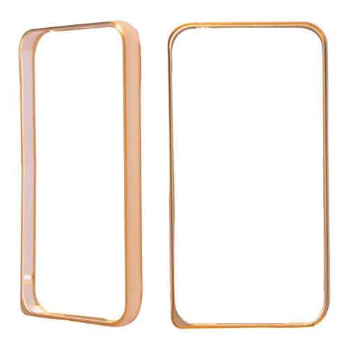 Moblo Bumper Cases Cover ( Golden ) for MotoE2