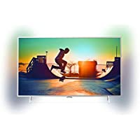 Philips Smart TV UHD 49'' PUS6432 Televisore Android, 4K, Ultra Slim, Ambilight 2-sided [Esclusiva Amazon.it]