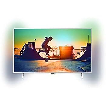 Philips Smart TV UHD 49'' PUS6432 Televisore Android, 4K, Ultra Slim, Ambilight 2-sided [Esclusiva Amazon.it]