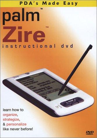 Zire Handheld (Palm Handheld Zire Instructional Training DVD)