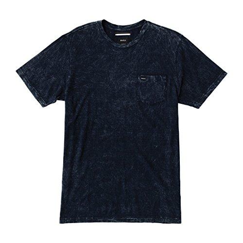 rvca-camicie-e-t-shirt-sportive-ptc-indigo-indigo-l