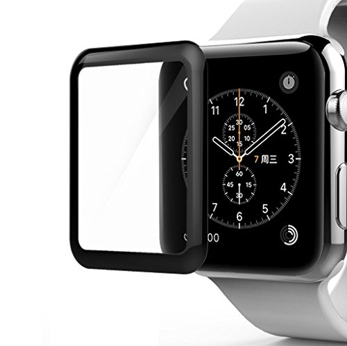 Apple Watch 38mm (Series 3/2/1 Compatible) Tempered [Pack 0F 1],Tempered Glass for Apple Watch 38mm (Series 3/2/1 Compatible)