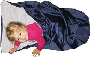 Nomakid – Le sac de couchage Chalet, liner pour enfants