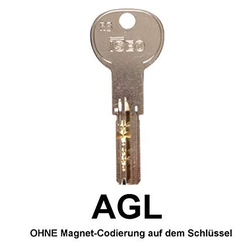 ISEO R6 Ersatzschlüssel, Zusatzschlüssel, Nachschlüssel - AGL000001 bis AGL015328