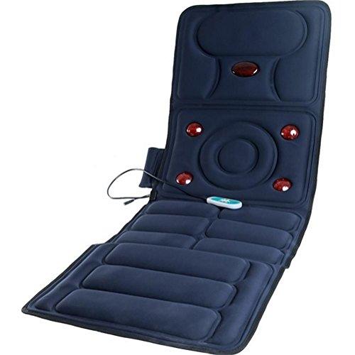XUAN Massaggi Materassi Corpo multifunzione elettrico di riscaldamento anziani casa di massaggio del sacchetto del rilievo di massaggio 166X58X3CM , 8 groups of heating