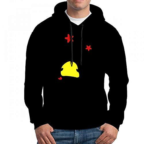 ruziniujidiangongsi Custom Number 48 TXT Red Hearts Men's Pullover Logo Hoodie Custom Sweater