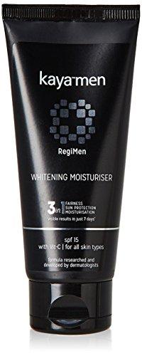 Kaya Skin Clinic Whitening Moisturizer for Men with SPF 15, 75ml