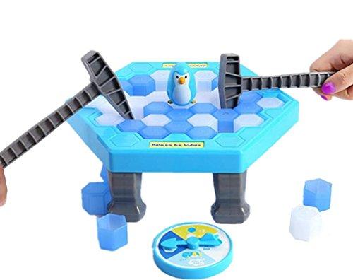 iswürfel Spaß Brain Entwicklung Kinder Bildungs-Spielzeug Set Geschenk (Kunststoff-eiswürfel Sicher)