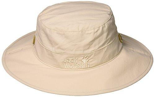 Jack Wolfskin Supplex MESH HAT Hut Light Sand, L