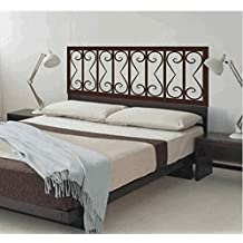 Amazon It Testiera Letto Ferro