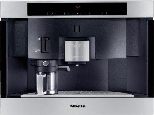 Miele CVA 3650 Einbau-Kaffeemaschine / Edelstahl/CLST