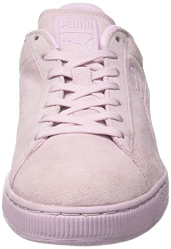 Puma Suede Classic Casual Emboss, Sneakers Basses Mixte Adulte, Violett Violet (Lilac Snow)