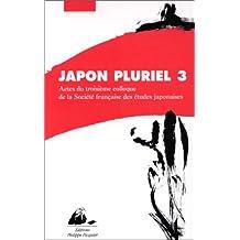 Japon pluriel 3
