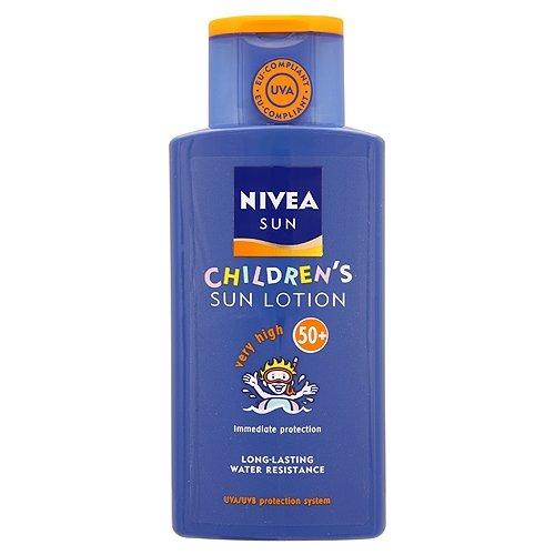 Nivea - SUN KIDS moisturizing lotion SPF50+ 200 ml
