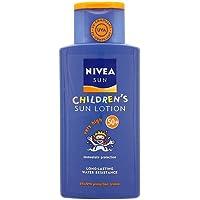 Nivea SUN NIÑOS leche protectora waterproof SPF50+ 200 ml preisvergleich bei billige-tabletten.eu