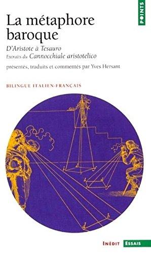 La Métaphore baroque, d'Aristote à...