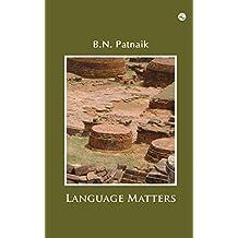 Language Matters (English Edition)