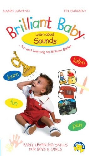 Preisvergleich Produktbild Brilliant Baby - Sounds [VHS]