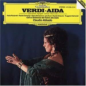 Verdi: Aida (Querschnitt) [italienische ]