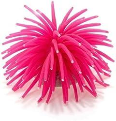 ZEA-FS2 Rubber Artificial Soft Coral Decoration for Fish Tank / Aquarium - Pink