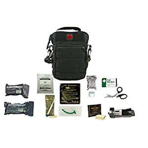 Hex – Stop Shoulder Trauma Bag – Black