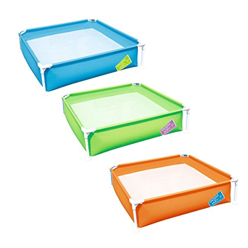 Bestway 56217B - La Mia Prima Piscina Steel Frame [colori assortiti]