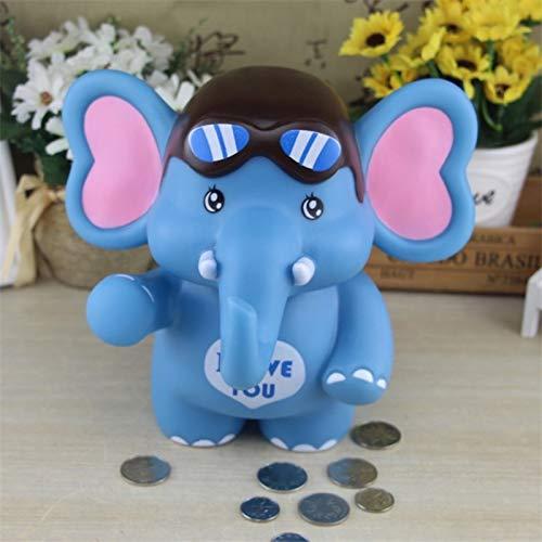 zyfun Münzen Sparschwein Sparschwein Elefant Spardose Kartons Anime Münzen Bargeld Große Sparschwein Handwerk Spardosen Für Kinder Geburtstagsgeschenk
