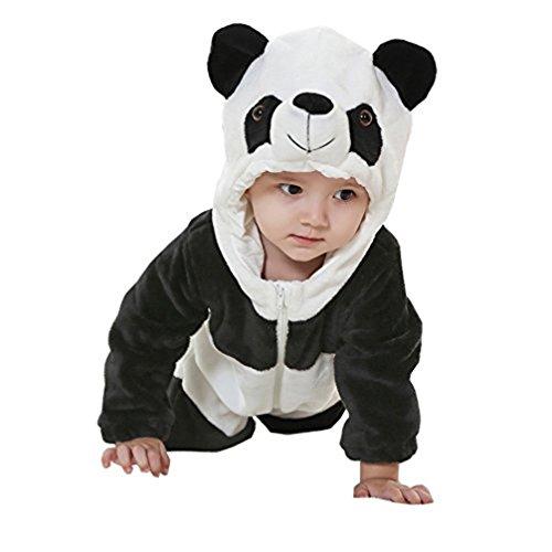 Kidslove Schlafanzug kinder Tier Pyjama Kinder Jumpsuits Overall Tierkomstüme Unisex Schlafanzug Jungen (Min Kostüm 15)