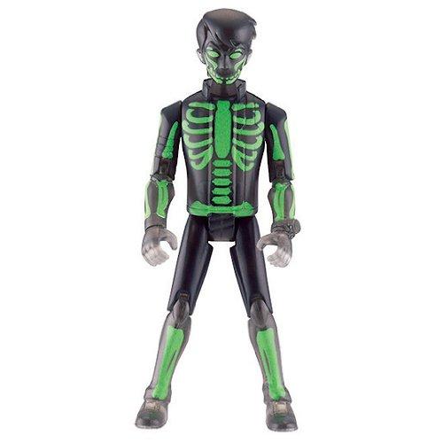 Bandai - Ben 10 - Ben Rayon X - Figurine Fluorescente 10 cm (Import Royaume Uni)