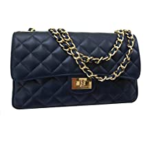 Bolso Piel Napa QUILTED