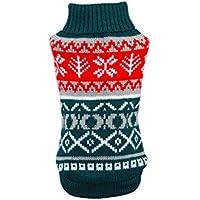 Dorapocket - Suéter para mascotas, gato, perro, ropa para otoño, invierno o cachorros
