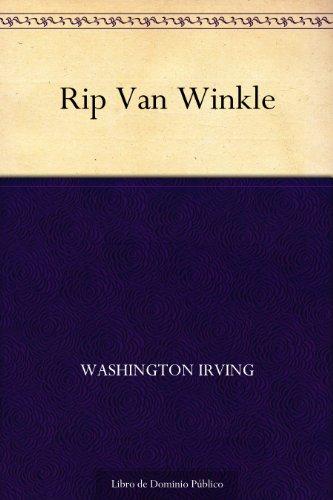 Rip Van Winkle por Washington Irving