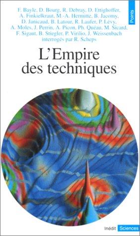 L'Empire des techniques par Collectif