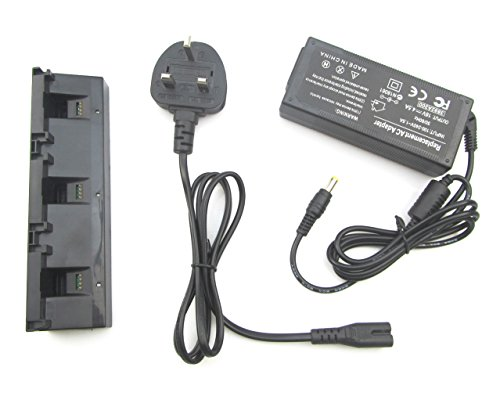 Anbee Parallel Charging Multi Battery Charger for Parrot Bebop Drone, Not  for Parrot Bebop 2