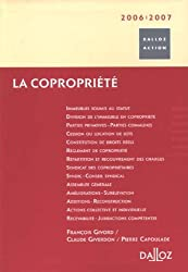 La copropriété : 6e édition