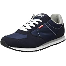 Levi's Eagle Running, Zapatillas para Hombre, Azul (Navy Blue), 43 EU