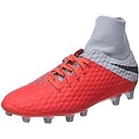 quality design 29817 4a332 Nike Hypervenom 3 Academy DF AG-Pro, Zapatillas de Fútbol Unisex Adulto