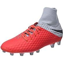 Nike Hypervenom 3 Academy DF AG-Pro, Zapatillas de Fútbol Unisex Adulto