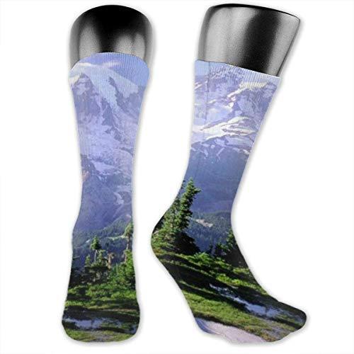 ual Mannschaftssocken Daily Sports Socks Purple Socks ()